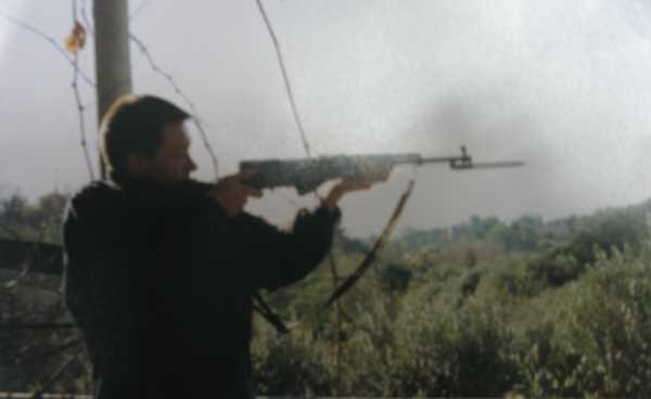 В.Н. Перов защищает Абхазию от американцев