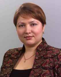 Кандидат СЕПР В.Клиновицкая