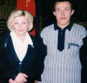Елена Драпеко и Виктор Перов. Союз патриотов