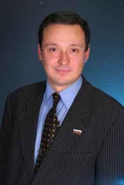 Член ЦК КП Д.Лебедев