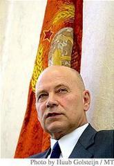 Член ГКЧП О.С.Шенин