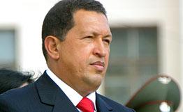 Грозный Уго Чавес