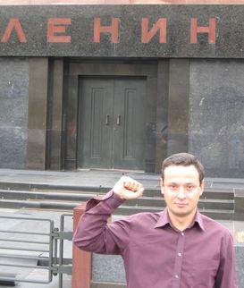Депутат Дмитрий Лебедев