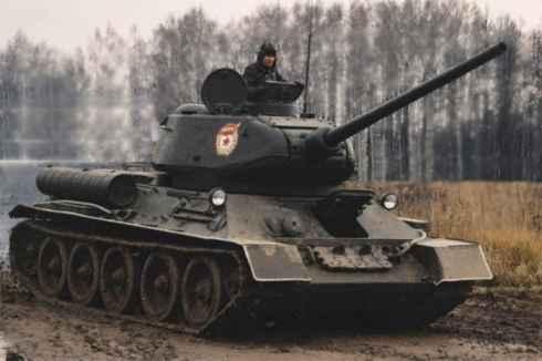 Знают истину танки