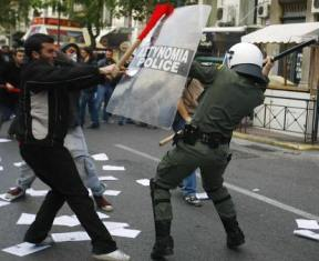 Браво, восставшая Греция!