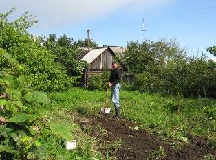 Мирный труд Андреса на советской земле