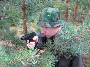 Защищая Советскую Эстонию!