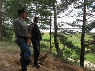 Охраняя рубежи ЭССР