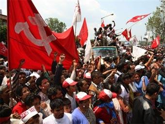 Непальцы ждут единства от компартий республики