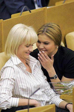 Все о России думают единоросски-депутатки