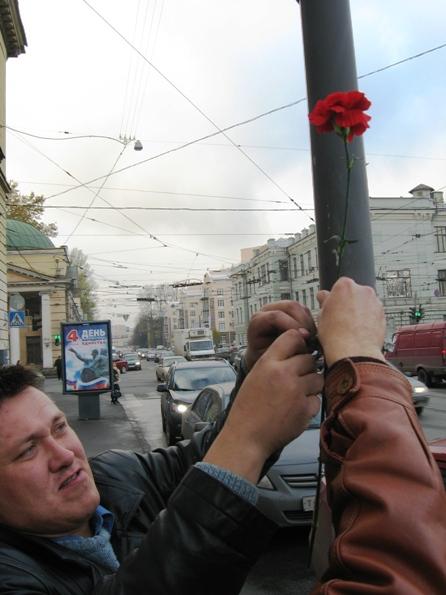 Боткинская.Здесь Ильич пререкался с кондукторшей