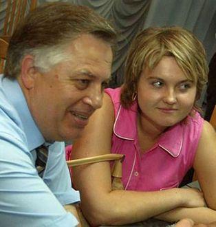Симоненко и классная Оксана