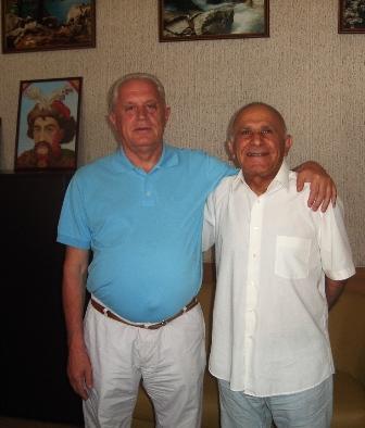 Л.Грач и А.Заяев