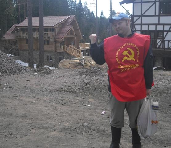 Строят и сейчас на костях народной памяти о Ленине