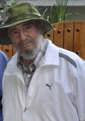 Ф.Кастро Фото Cubadebate 08.09.2011