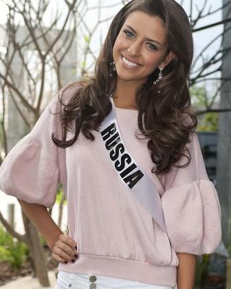 Истинная финалистка конкурса Мисс мира 2011
