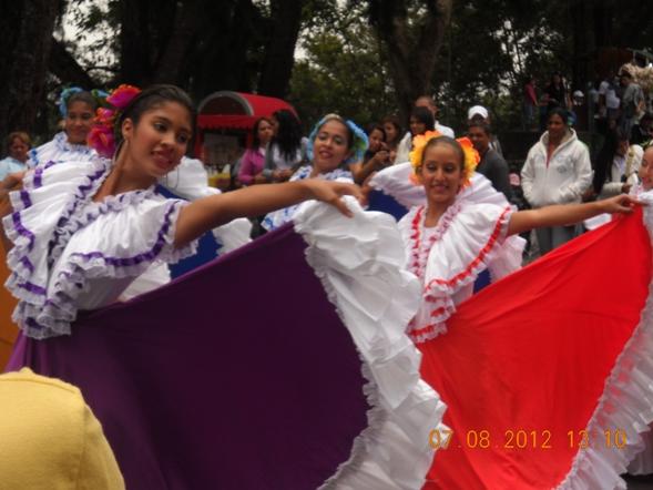 Выступления творческих коллективов Венесуэлы