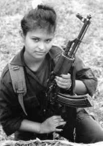 Колумбийская партизанка