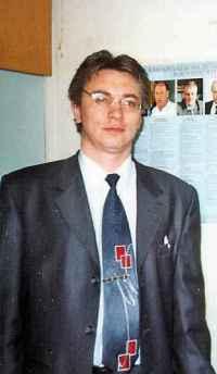 Коммунист Александр Сахаров