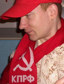 Лидер КП Сергей Малинкович