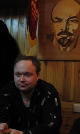 Член КП Андрей Гиндос