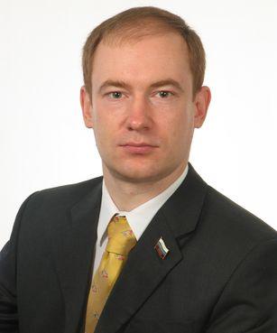 Лидер коммунистов Петербурга и Ленобласти С.А. Малинкович