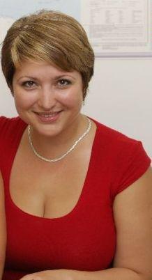 Член КП Вероника Клиновицкая