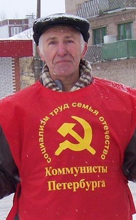 Член КП А.Романов